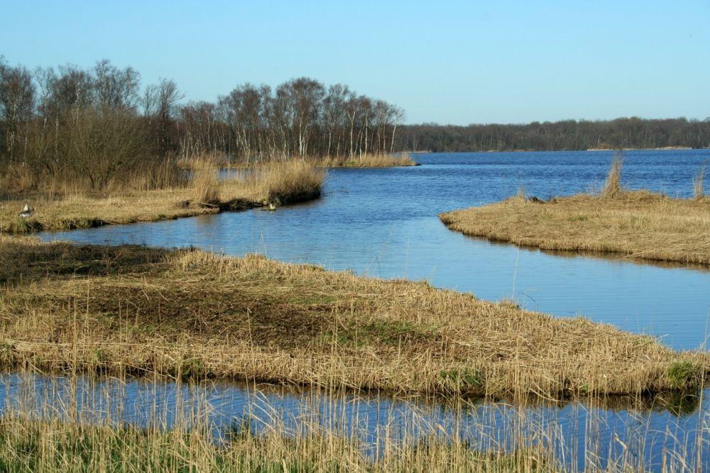 Grens van land en water