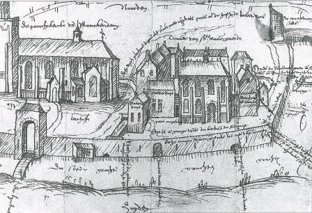 Klooster Mariëngaarde.