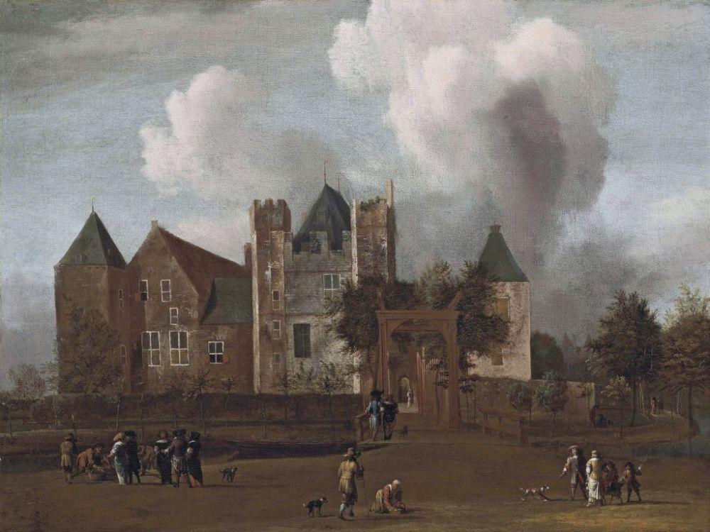 Slot Purmersteijn.