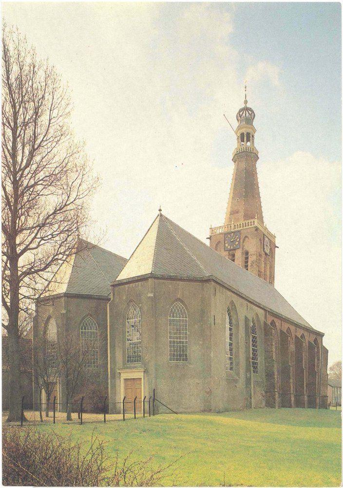 Bonifaciuskerk Medemblik.
