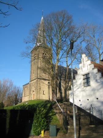 Nederlands Hervormde Kerk Nederhorst den Berg.