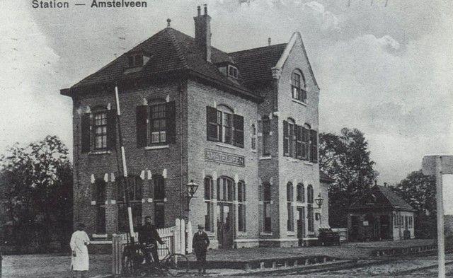 Station Amstelveen.