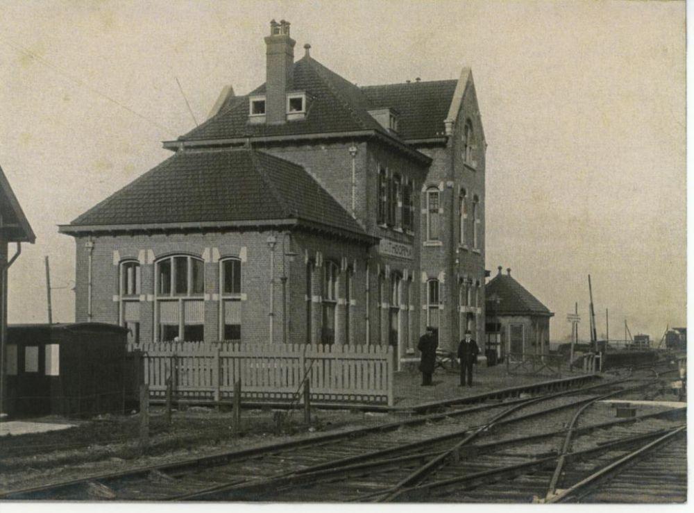 Station Uithoorn.