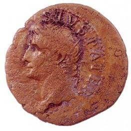 Romeinse munt: Providentia.