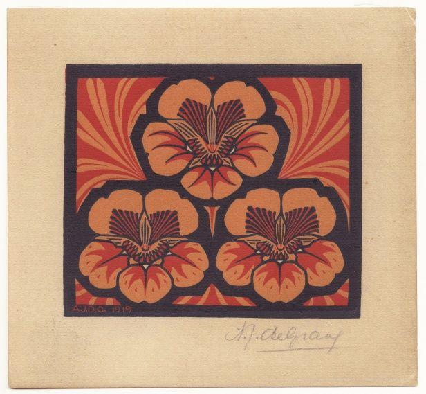 Julie de Graag, Oost-Indische kers 1919