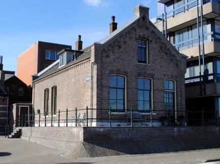Commiezenhuis IJmuiden.