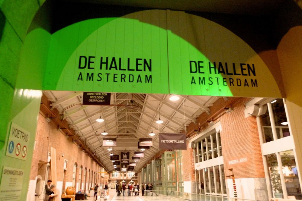 De Hallen Amsterdam.