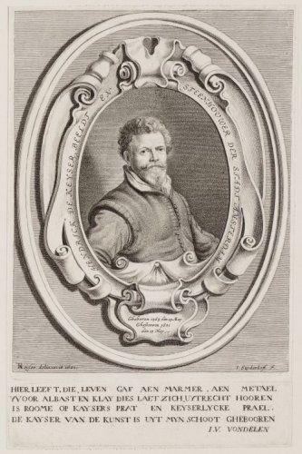 -Hendrik de Keijser (1565-1621), Beeldhouwer; bouwmeester; 'stads-steenhouwer en beeldsnijder'.