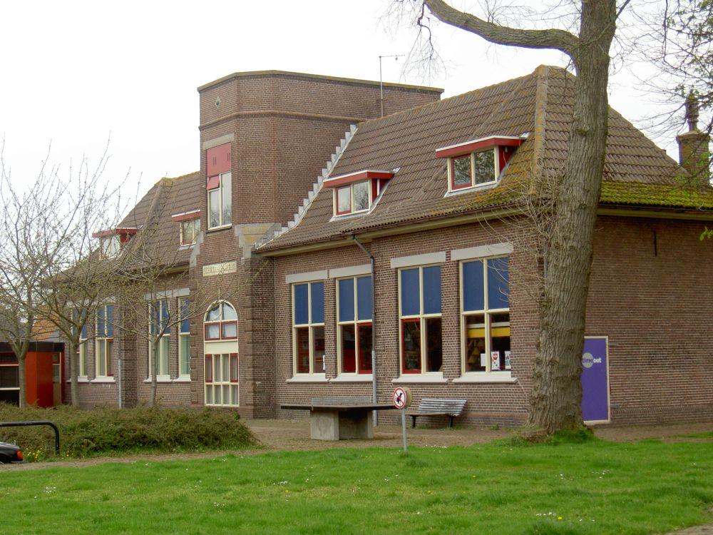 De Zeevaartschool nu