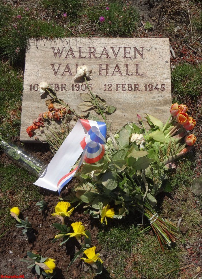 Graf van Walraven van Hall - Foto: internet