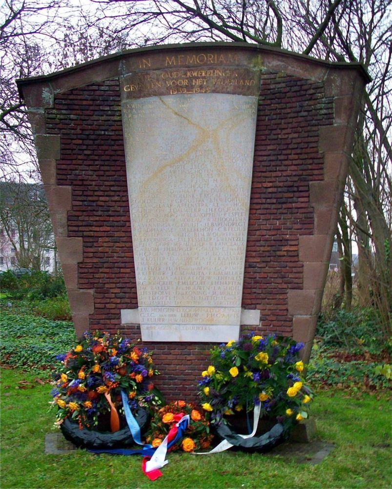 Monument Kweekschool voor de Zeevaart - Foto: Archief V.O.K.