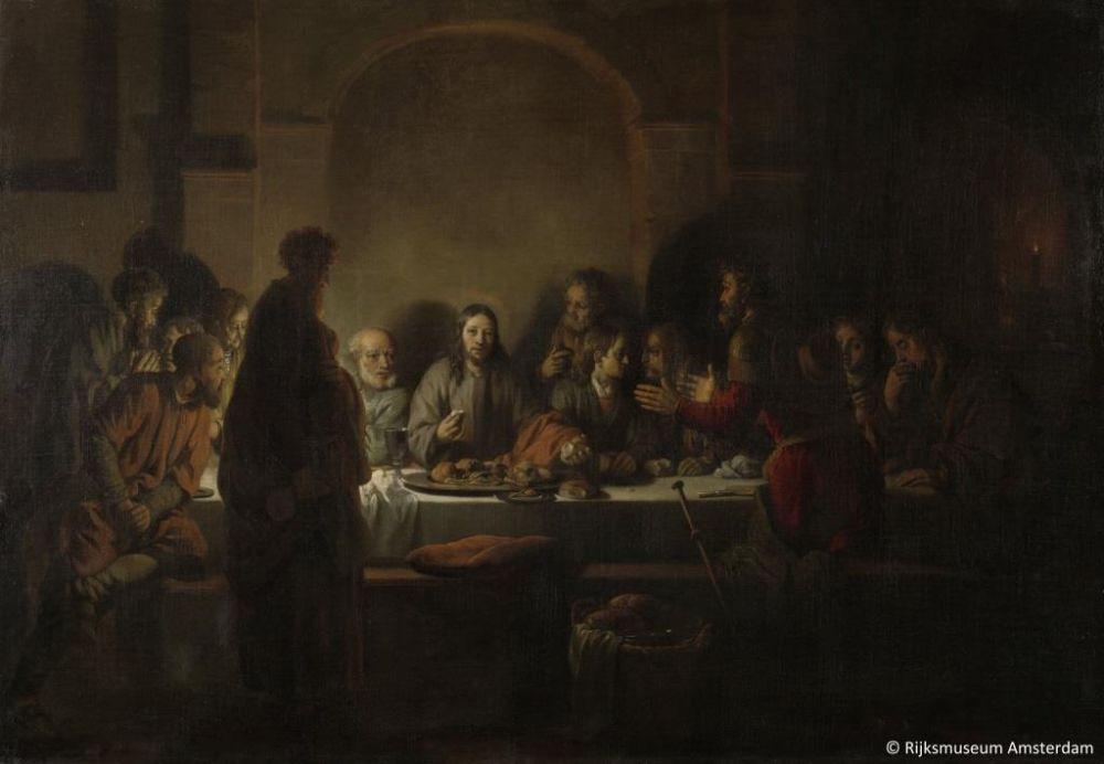 Het Laatste Avondmaal, 1664