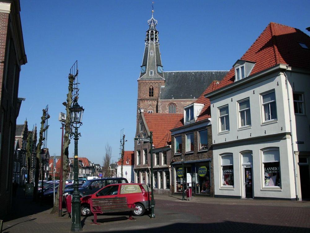 Grote Kerk in Weesp