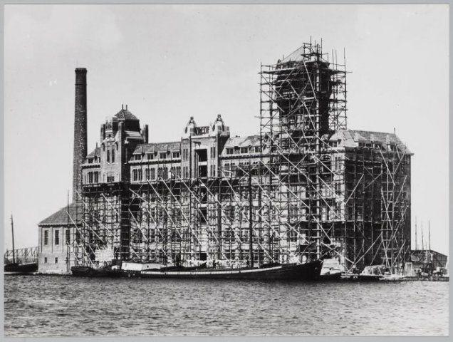 Stoommeelfabriek Vrede (1918)