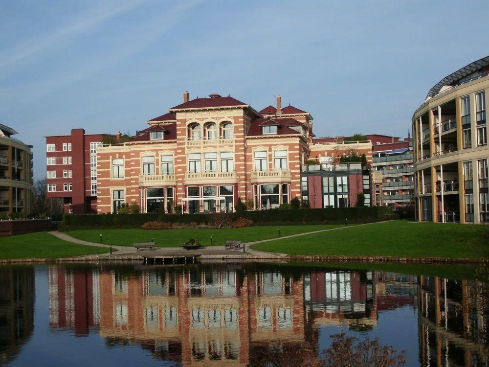 Villa Casparus in Weesp.