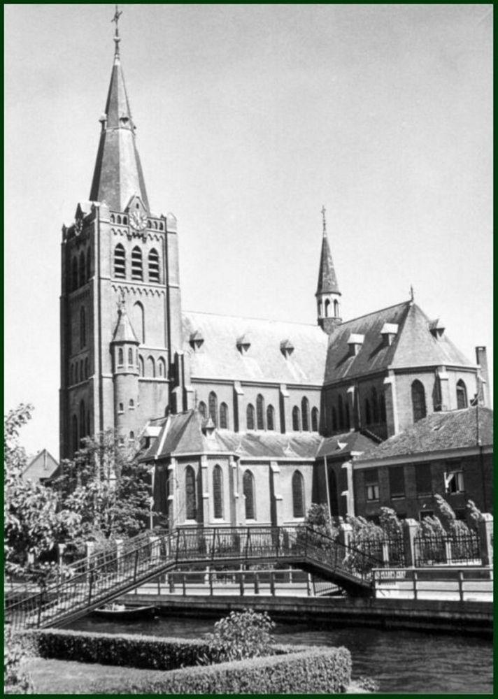De Rooms-Katholieke kerk