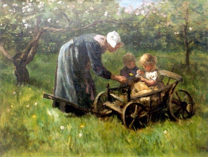 Appelboomgaard, door Hein Kever