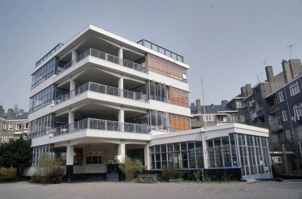 Openluchtschool Cliostraat
