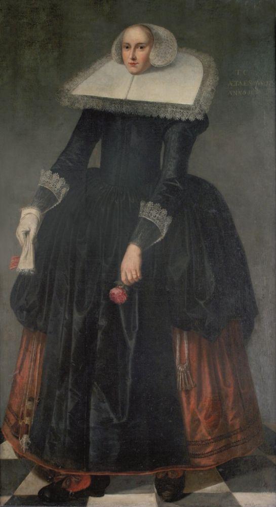 Trijntje Keever, het 2,5 meter lange meisje uit de 17e eeuw