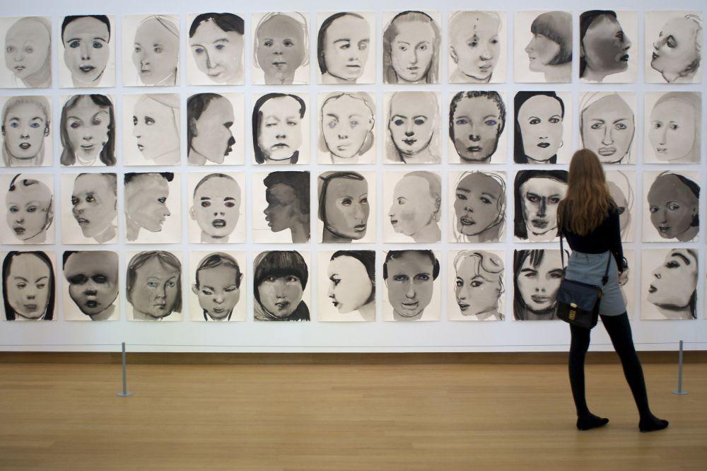 Tentoonstelling Marlene Dumas 2014