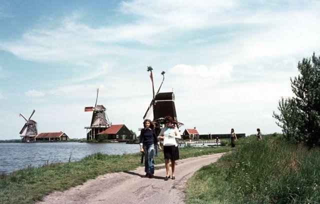 Zaandam, Klaverringdijk