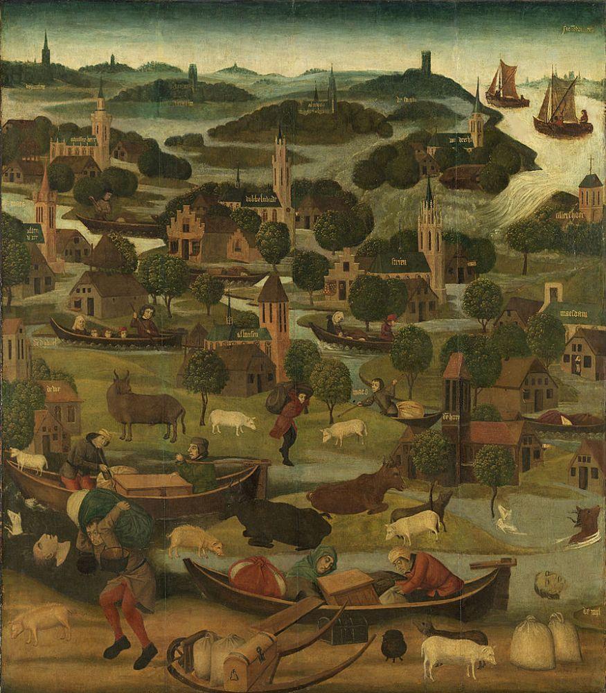 De Sint-Elisabethsvloed