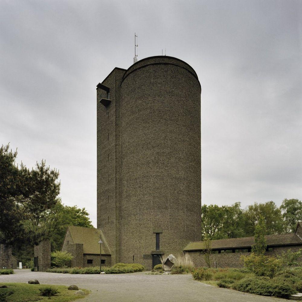 Overzicht Watertoren Laren