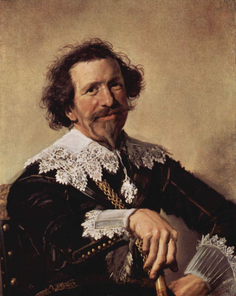 Portret Pieter van den Broecke