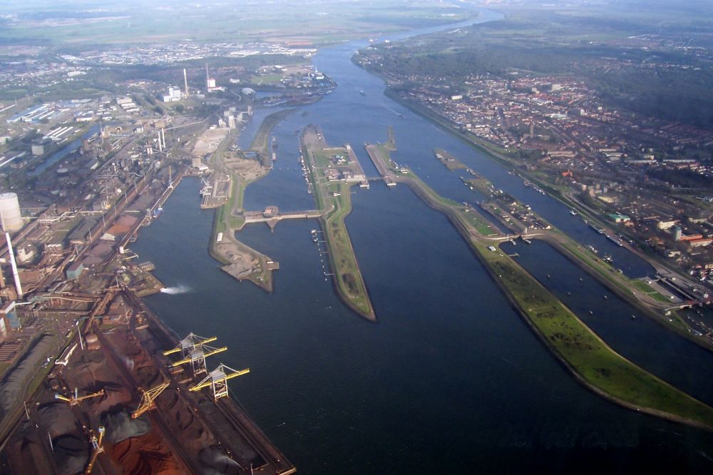 Sluizencomplex IJmuiden