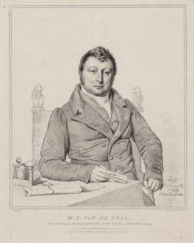 Mr. Frederik van de Poll (1780-1853)
