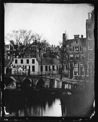 Herenmarkt met de voormalige Soeploods, 1862
