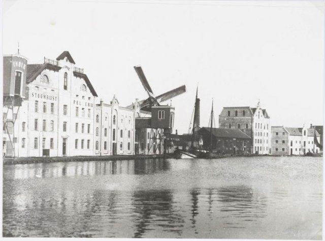 Rijspellerij Hollandia 1897