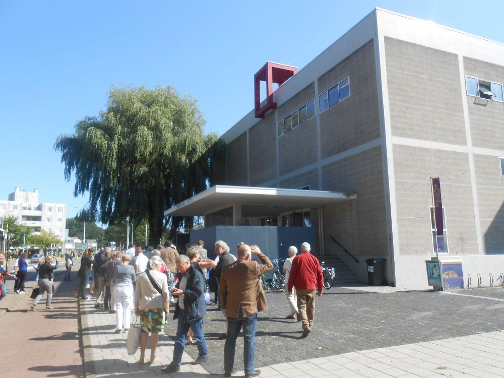 De Hoeksteen in Uithoorn, door Rietveld ontworpen