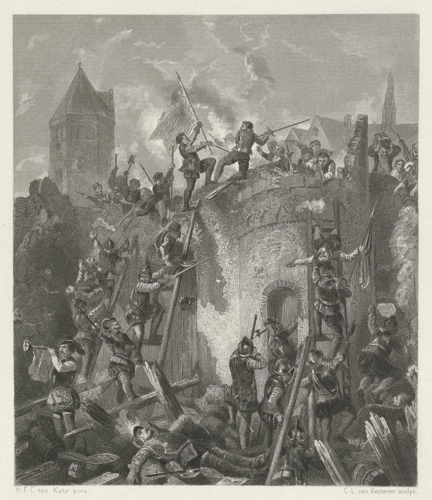 Bestorming van Alkmaar
