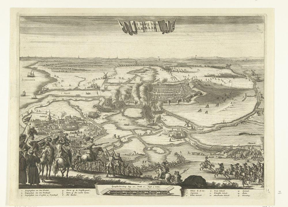 Het Beleg van Alkmaar 1573