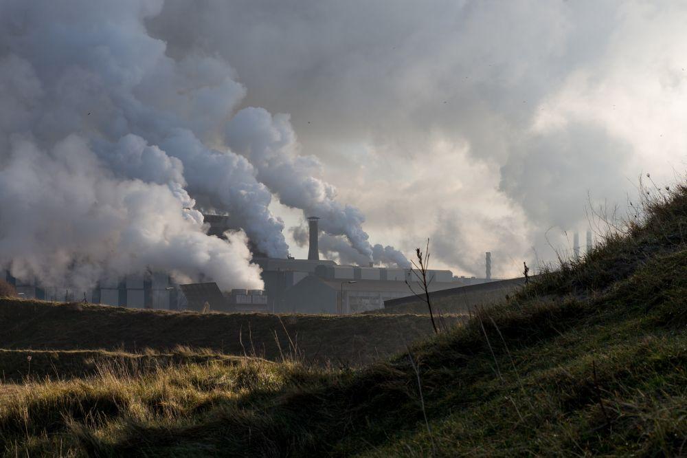 Staalfabriek Tata Steel