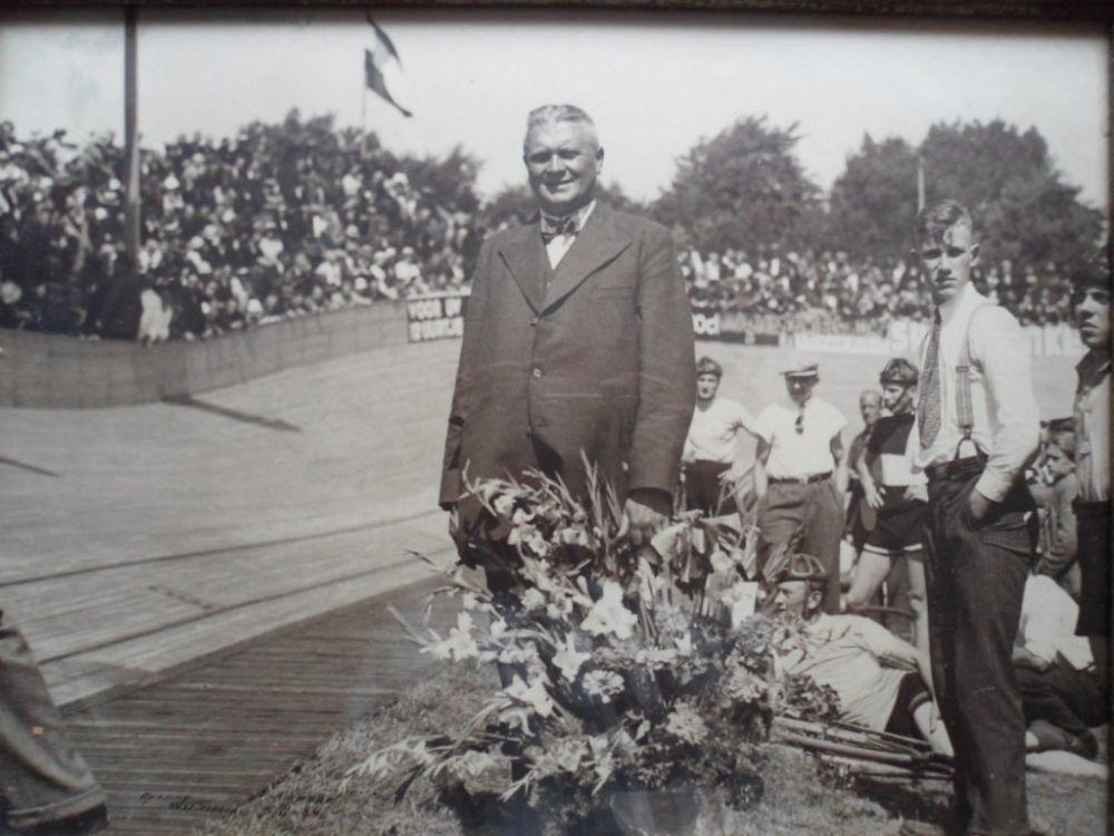 Wielerbaan 1934