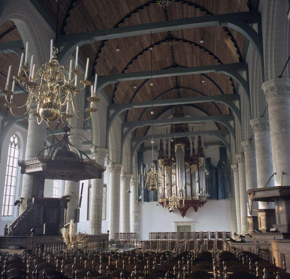 Grote Kerk te Monnickendam.