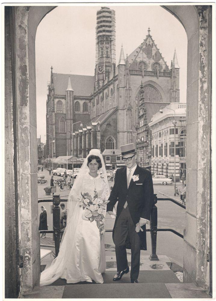 Bruiloft 1964