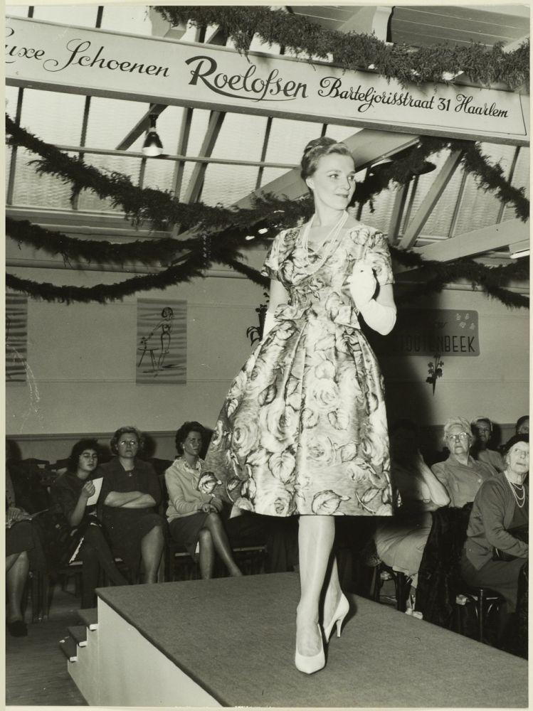 zomermode van 1956