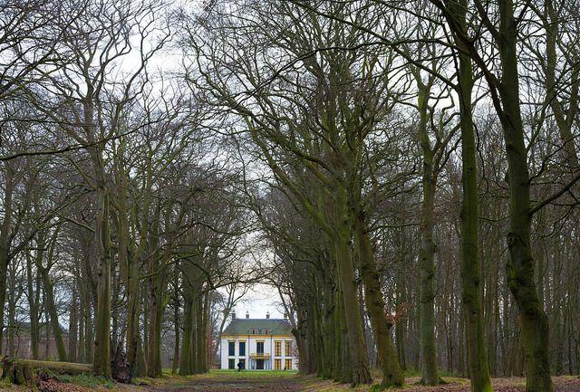 Het achttiende-eeuwse landgoed Nijenburg