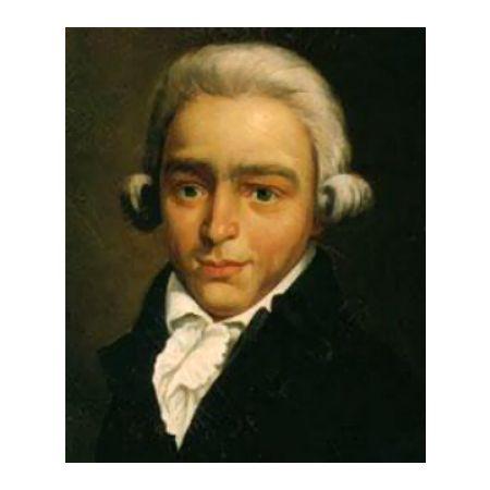 Portret van Martinus Nieuwenhuyzen