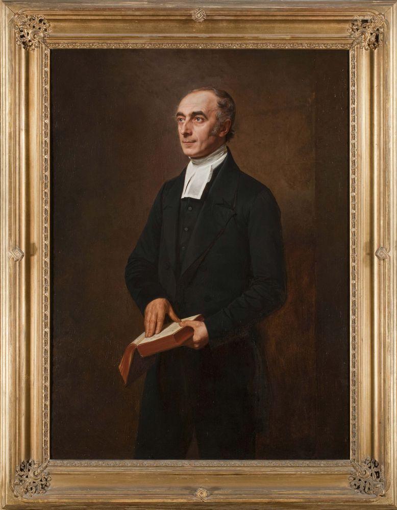 H. F. Kohlbrugge door J A Roeting / beeld museum Catharijne Convent
