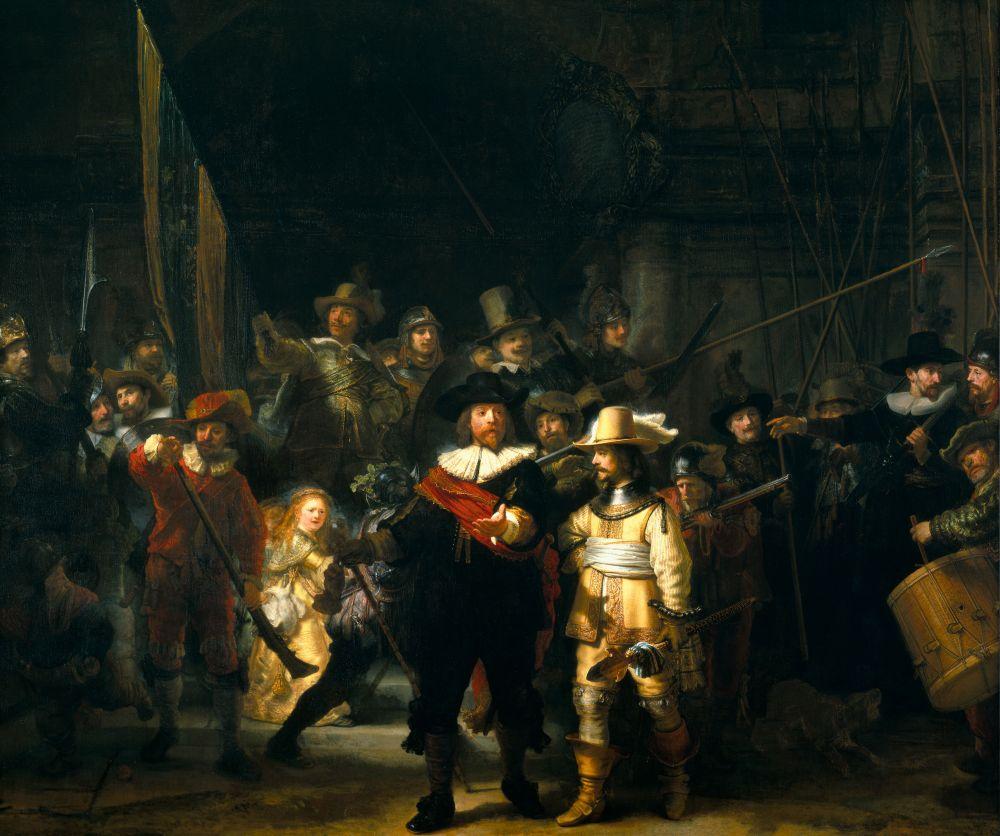 De Nachtwacht, 1639-1642
