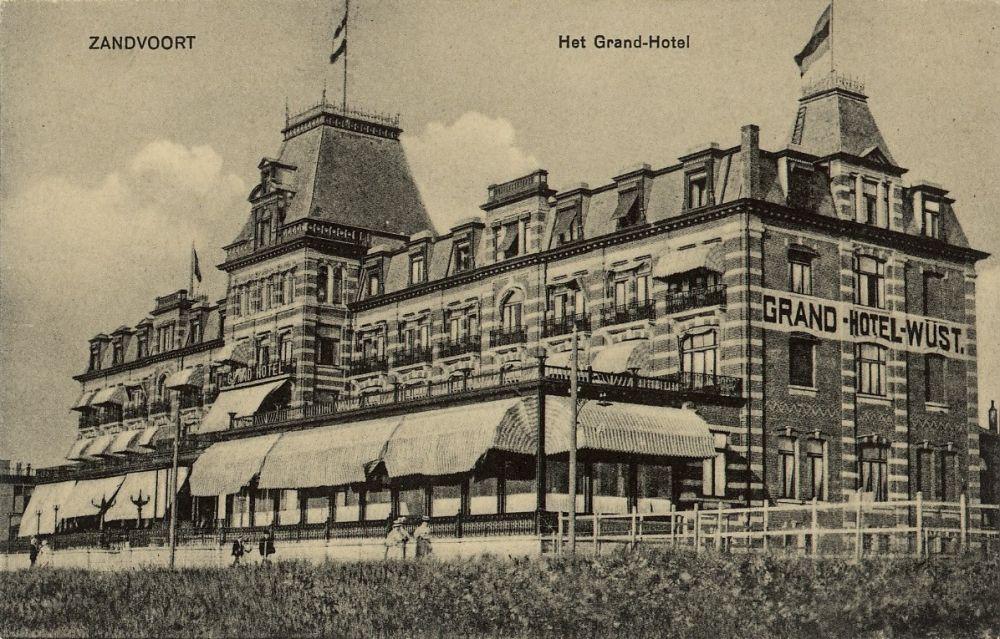 Grand Hotel Wüst