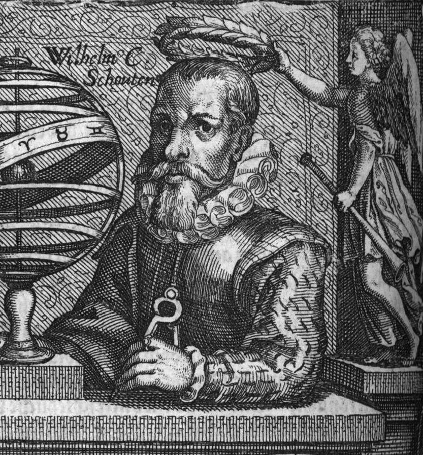 Willem Cornelisz. Schouten
