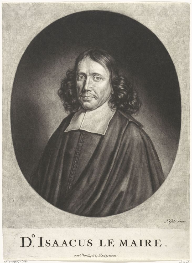 Isaac Le Maire