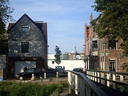Visbuurt in Den Helder in 2011.
