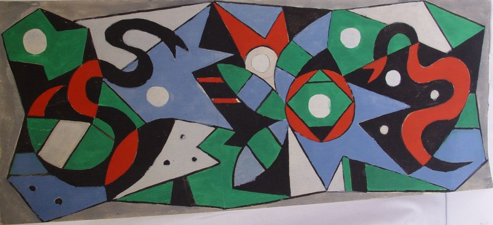 De sprekende kleuren van Hans Wiesman