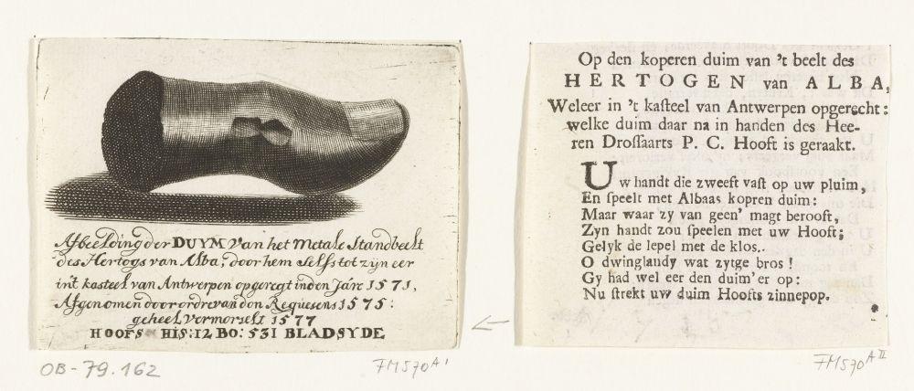 Vers van Joost van den Vondel